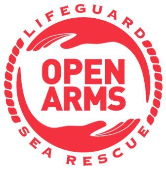 Open Arms. Organització humanitària.