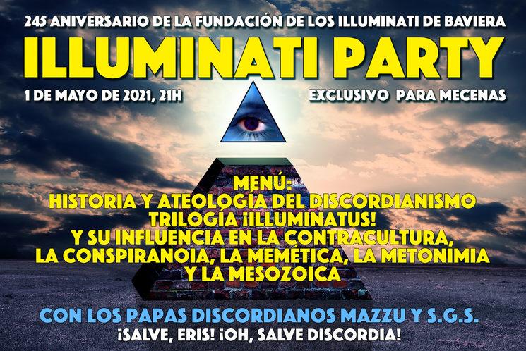 Actualización Illuminati Party (y 97%)