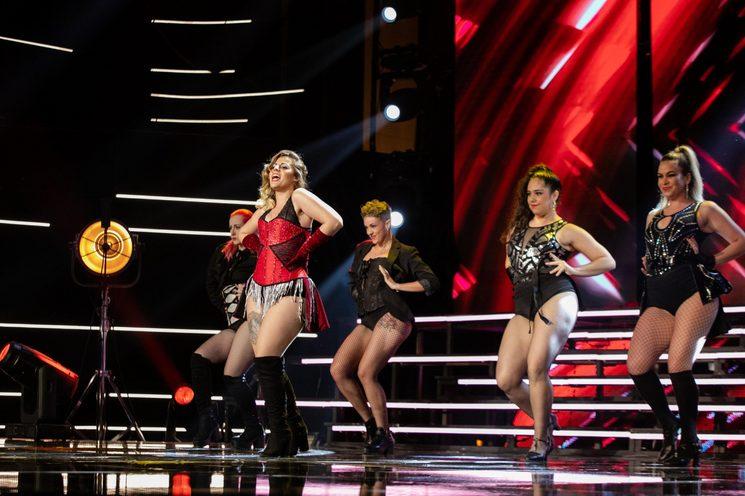 Joanna Lady Owl- Tv Semifinales