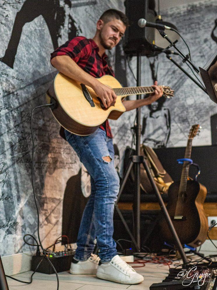 Concierto en El Gibson, Narón. Fotografía by Grngie