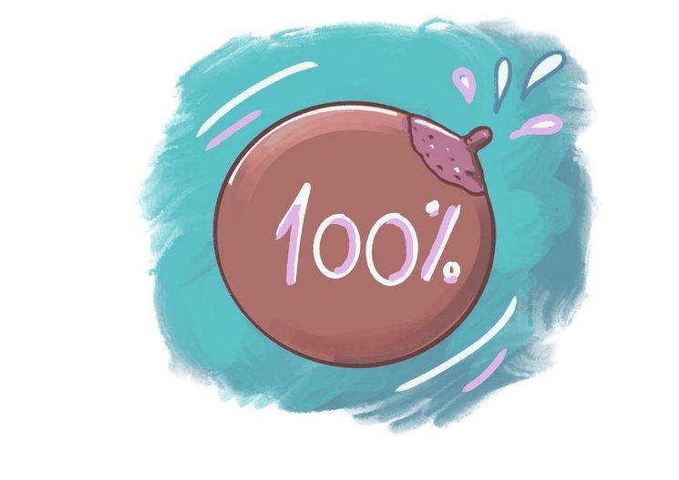 ¡100%!