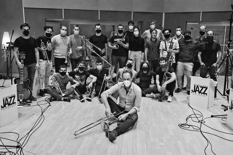Pamplona Jazz Big Band & Ilja Reijngoud