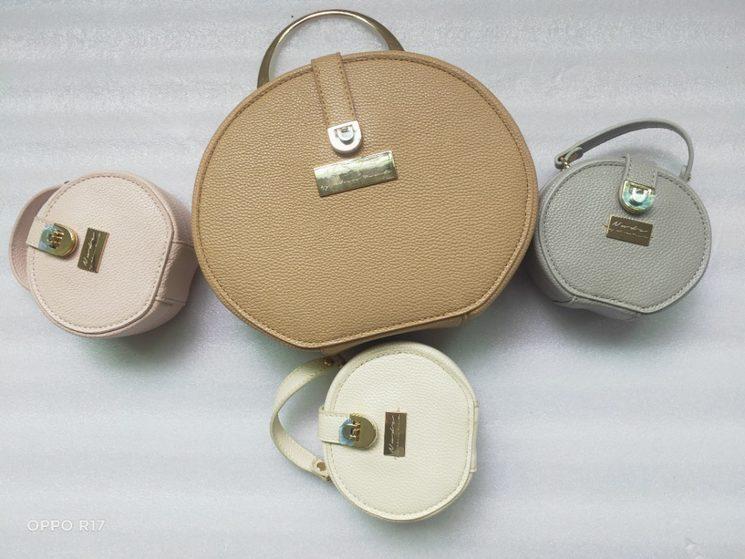 Packaging Joyero + Packagings Individuales