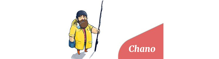 Chano, el Pescador