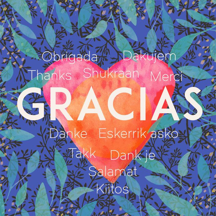 Gracias!! Thanks!! Takk!! Heel erg bedankt! Vielen Dank!!