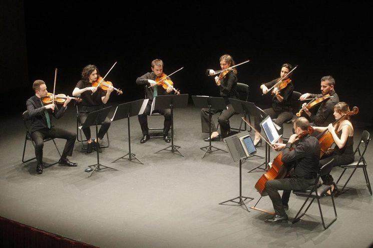 Concierto en Gijón en Abril