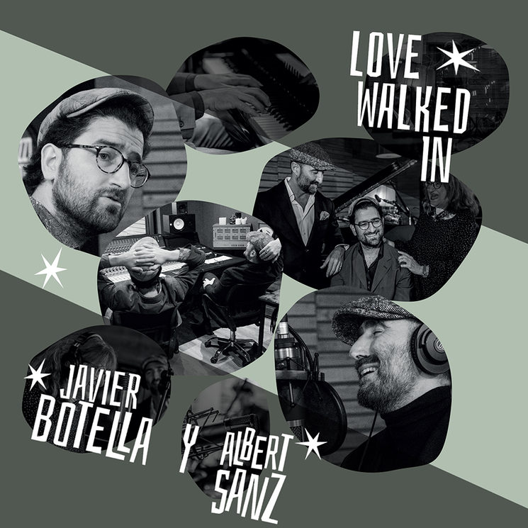 "Próximo estreno del single ""Love Walked In"""