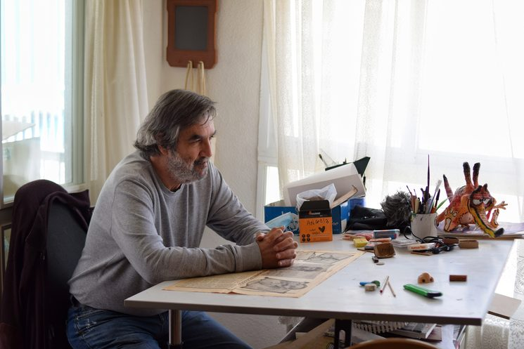 Entrevista con Ángel Idígoras para AFORO LIBRE