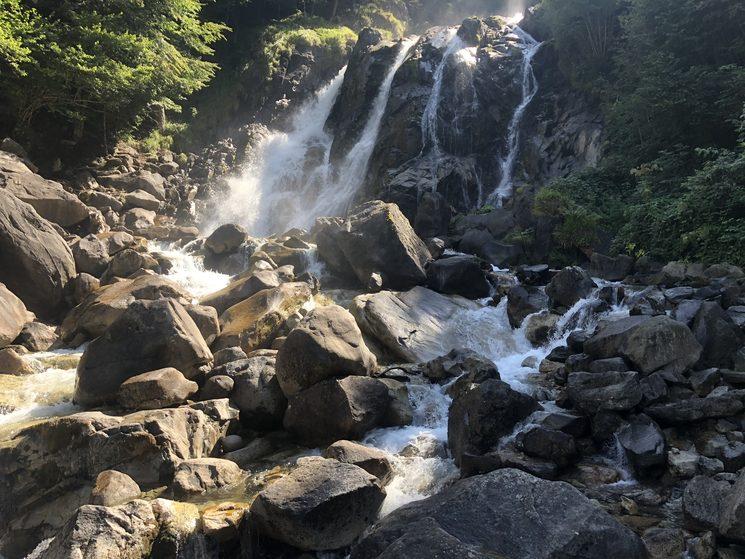 La Cascada de Lutour
