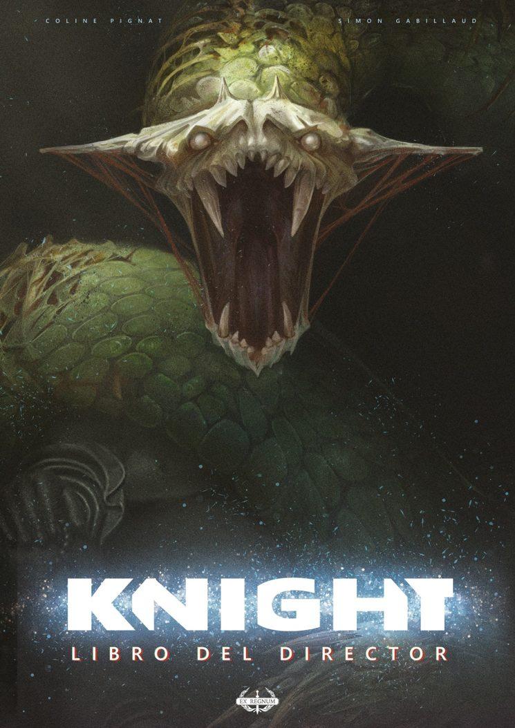 Knight: el libro del director