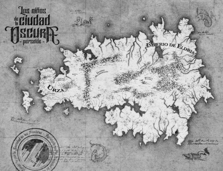 Mapa de Perseide