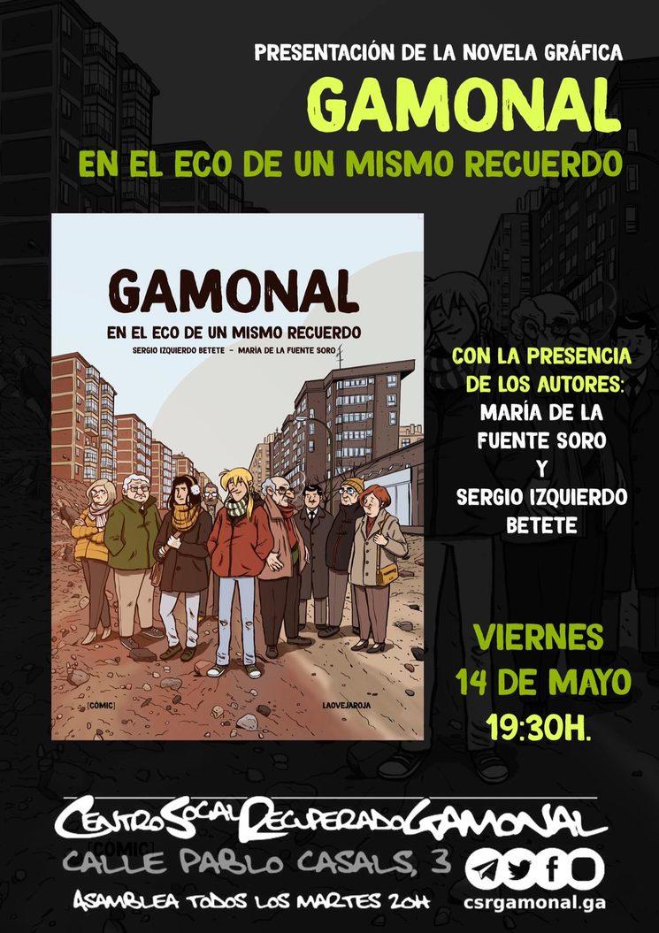 Presentación en Gamonal