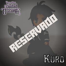 Kuro versión B (Reservado)