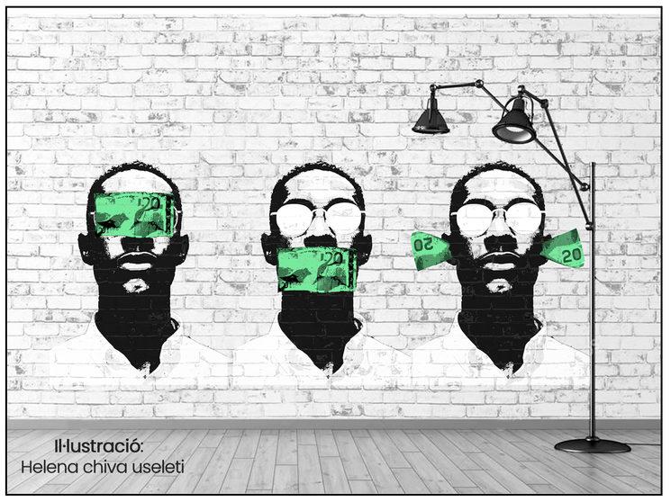 grafiti a doc, fet per alumnes de Iboix