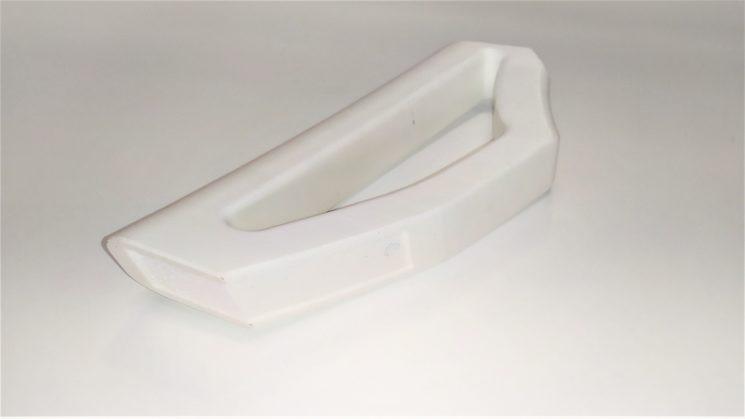 Prototipo en impresión 3D del mango