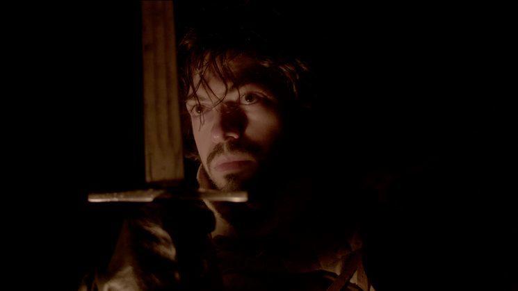 Alberto Larios interpreta a Alonso