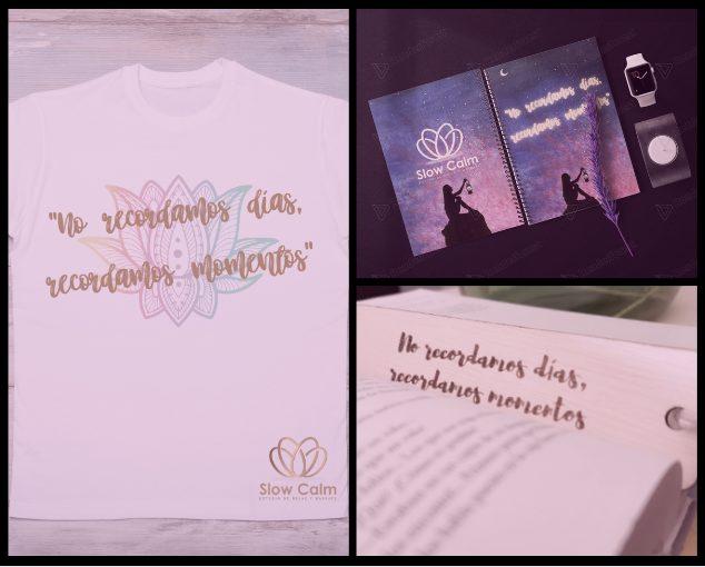 Pack Agenda + Marcapáginas + Camiseta 25€