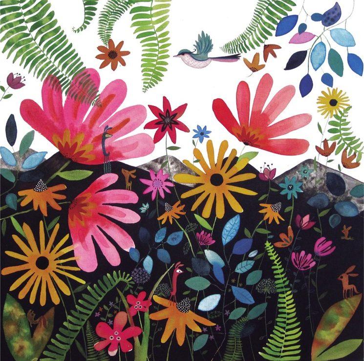 Ilustración de nuestra querida Vanessa Linares, que aún esta creando la portada de nuestro EP