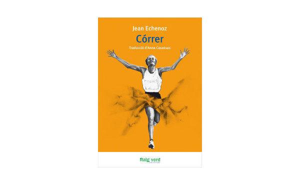 """Portada del llibrer """"Córrer"""" publicat per Raig Verd"""