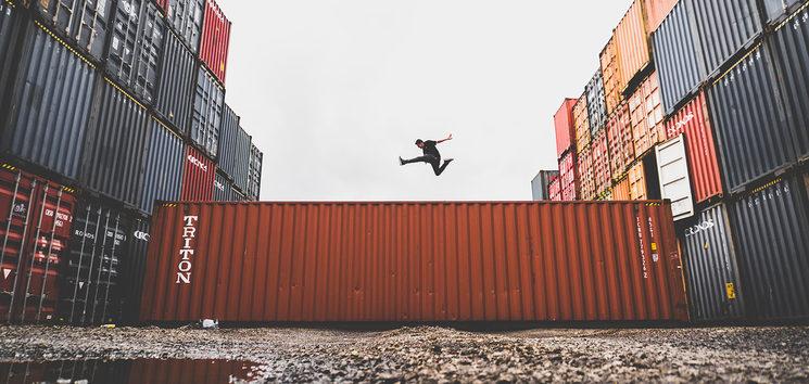 Què faries amb sis contenidors de vaixell a Sallent?