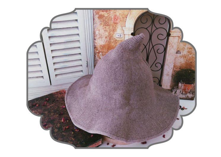 Sombrero de adulto incrédulo en gris