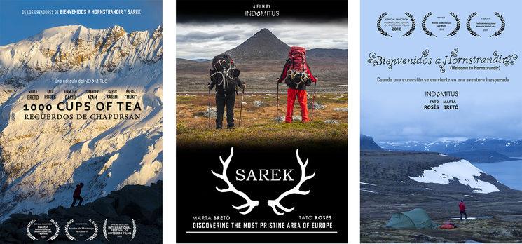 Algunas de nuestras películas de aventura