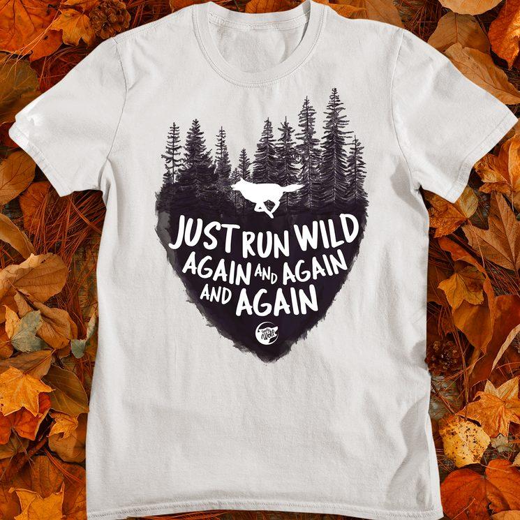 Just run wild