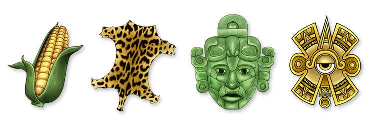 Maíz, pieles de jaguar, máscaras de jade y puntos de victoria