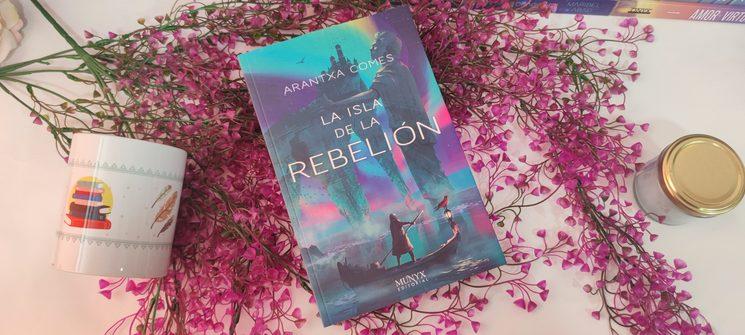 portada La isla de la rebelión
