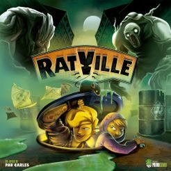 Ratville de Pau Carles por Ed. Primigenio