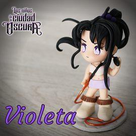 Violeta versión B  (Disponible)
