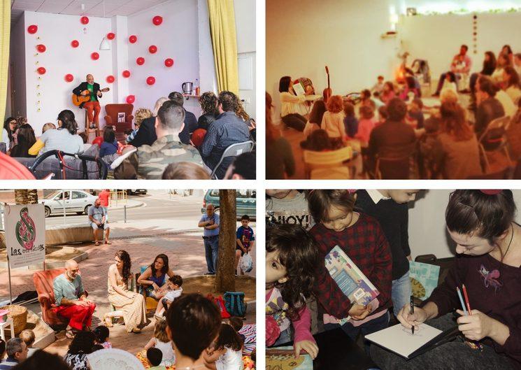 Sesiones de cuentos - Sede de Las Tres Ridículas