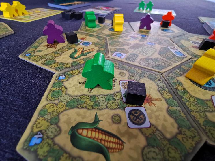 Nakum: juego en la civilización Maya