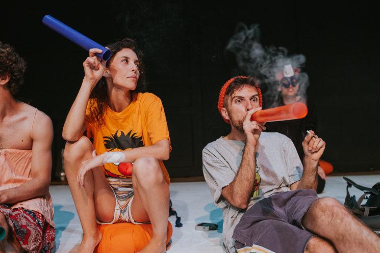 Impro Jams (2018, Teatro de las Culturas, Madrid)