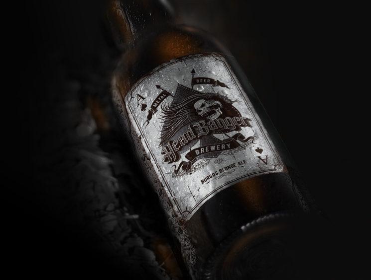 Metal Beer, Burgos Blonde Ale