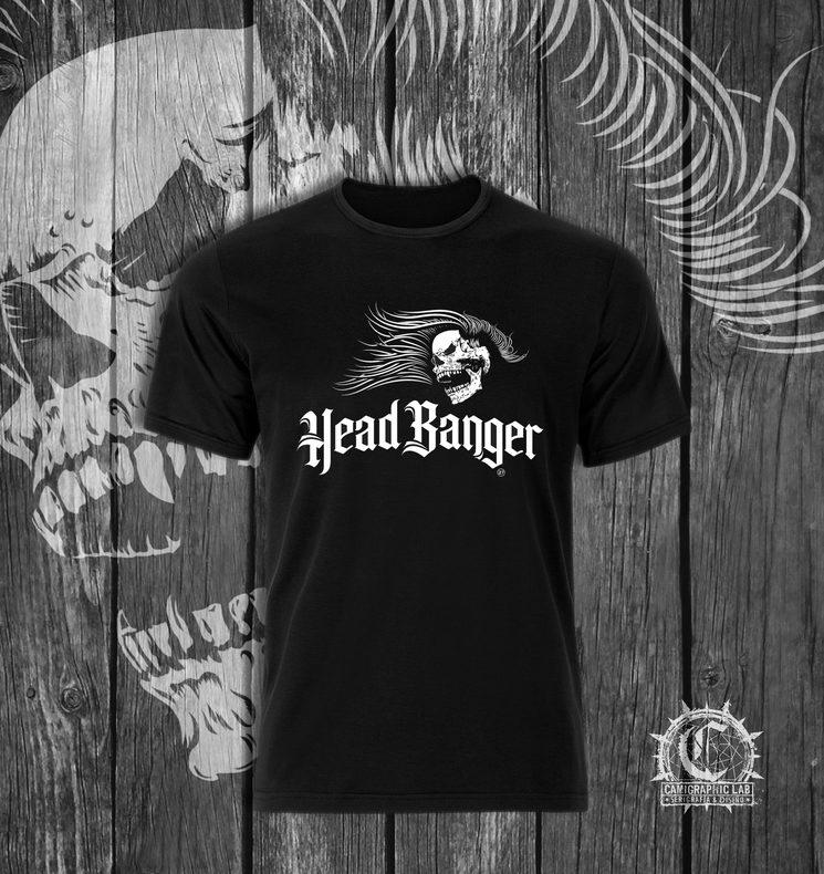 Camiseta Headbanger 27