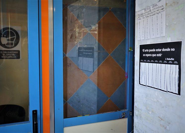 Fotografía de Paula Requena para Museo Locutorio en el barrio de Usera