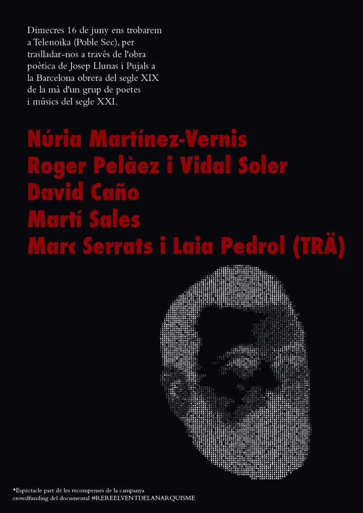 cartell recital