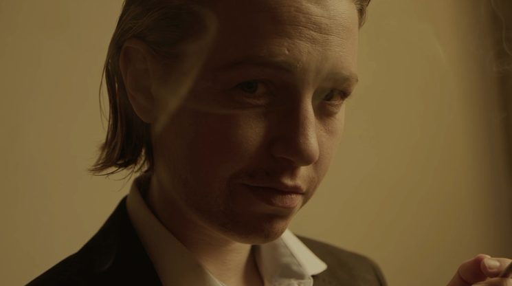 Sasha Slugina as Alexander
