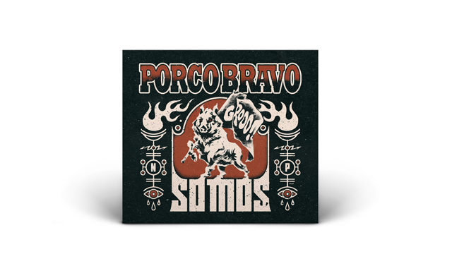 """Porco Bravo """"Somos"""""""