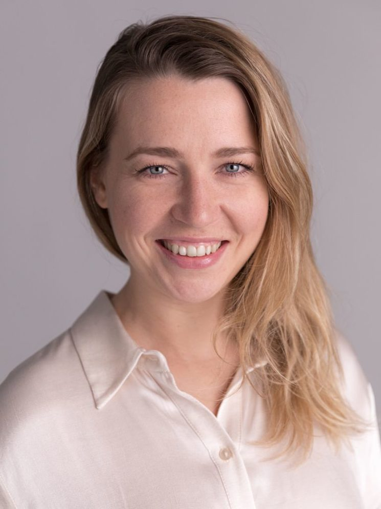 Sasha Slugina, actriz-creator