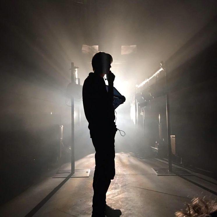 Aiden Bromley, lighting designer