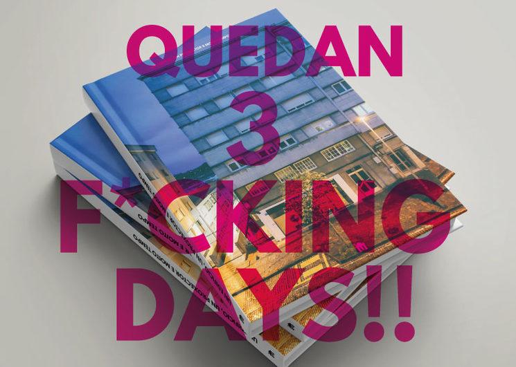 QUEDAN 3 DÍAS!!!