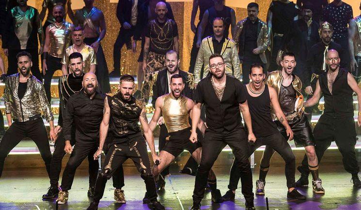 """""""Last Dance"""". Condal Theatre. 2019"""