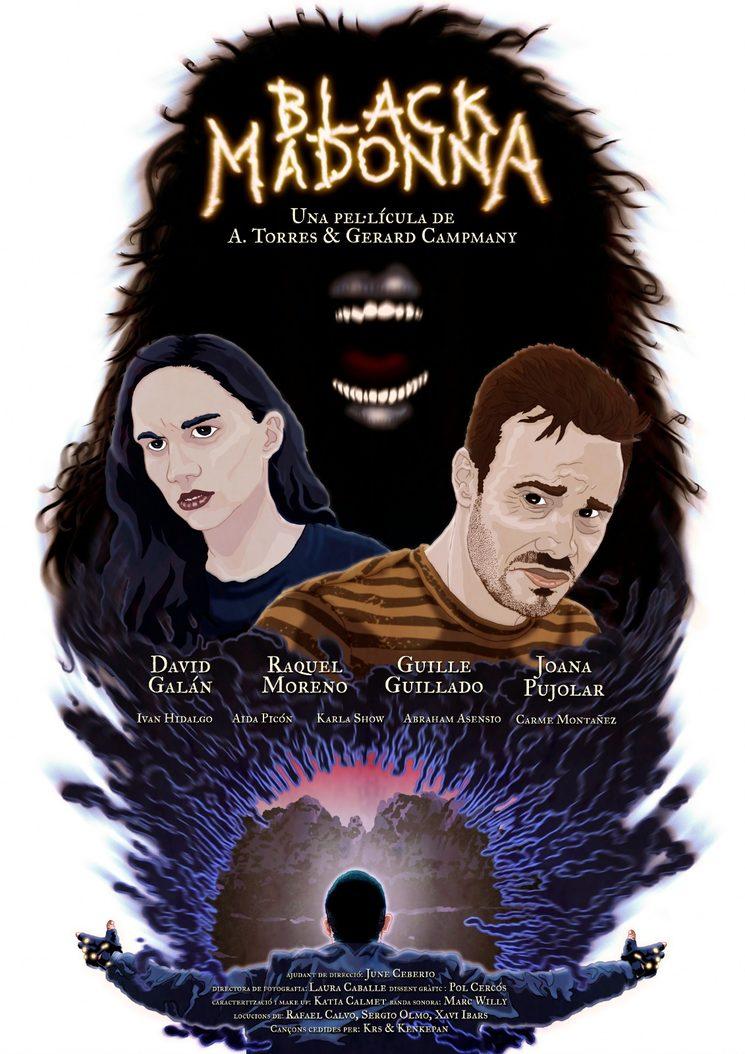 Poster BlackMadonna