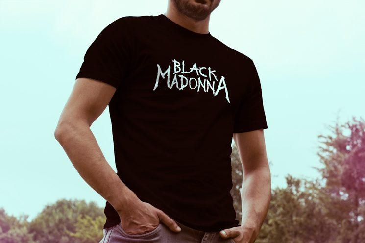 Samarreta BlackMadonna