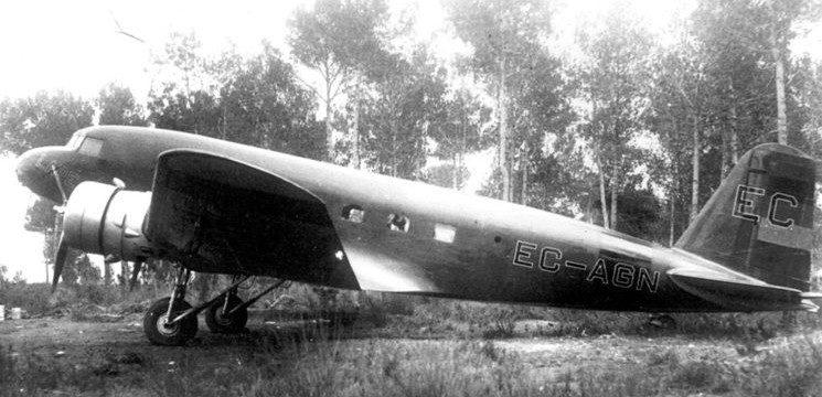 Avió Douglas DC