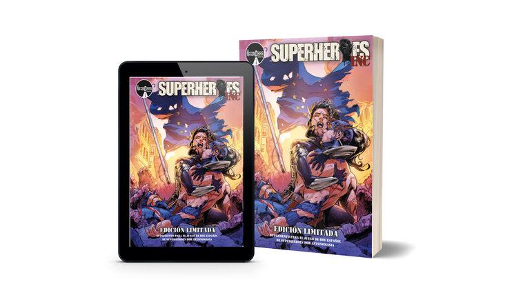 Superheroes INC Edición Limitada
