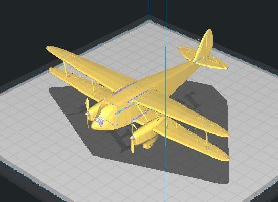 Avión DOUGLAS