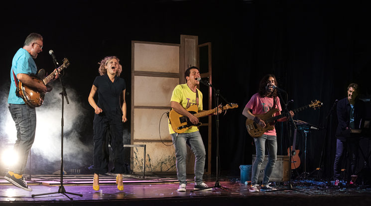 Teatre al detall i La Tresca a LA MOTXILLA DE L